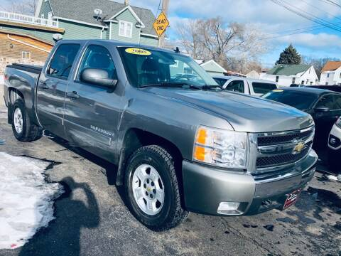 2008 Chevrolet Silverado 1500 for sale at SHEFFIELD MOTORS INC in Kenosha WI