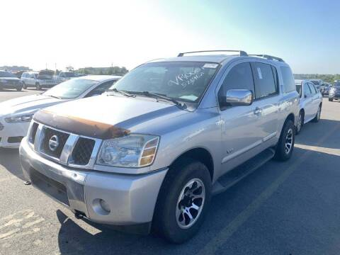 2006 Nissan Armada for sale at Buy Here Pay Here Lawton.com in Lawton OK
