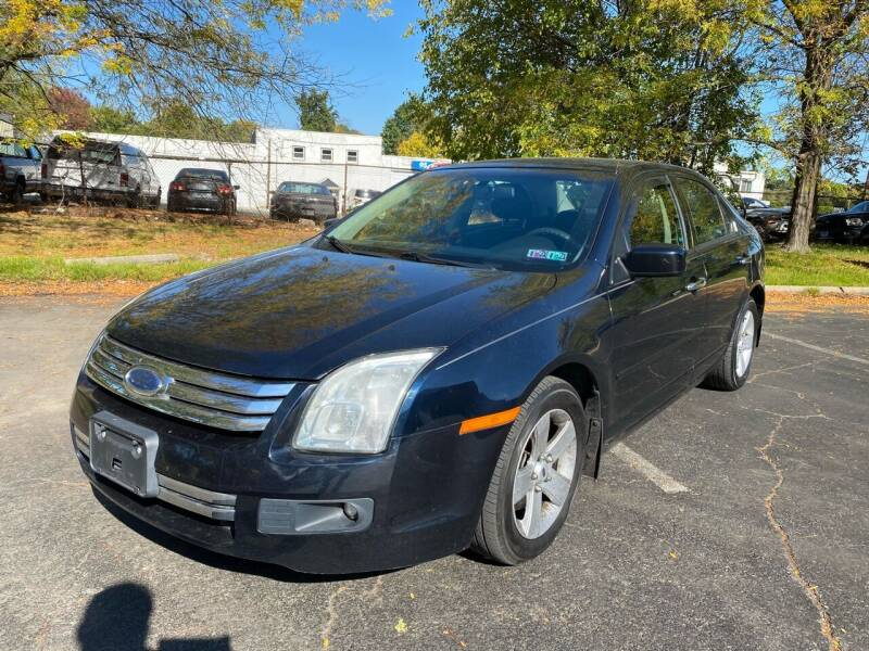 2009 Ford Fusion for sale at Car Plus Auto Sales in Glenolden PA