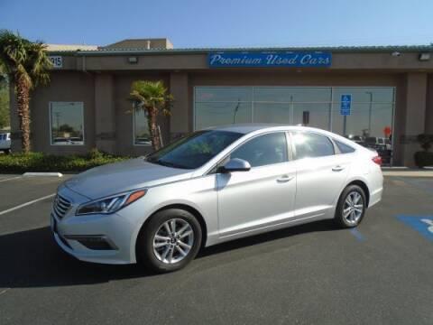 2015 Hyundai Sonata for sale at Family Auto Sales in Victorville CA