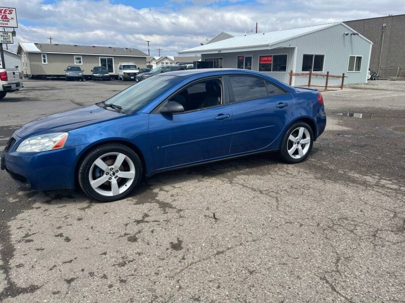 2007 Pontiac G6 for sale at Mikes Auto Inc in Grand Junction CO