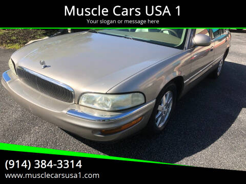 2004 Buick Park Avenue for sale at Muscle Cars USA 1 in Murrells Inlet SC