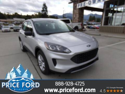 2020 Ford Escape for sale at Price Ford Lincoln in Port Angeles WA
