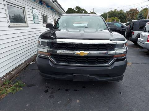 2016 Chevrolet Silverado 1500 for sale at Plaistow Auto Group in Plaistow NH