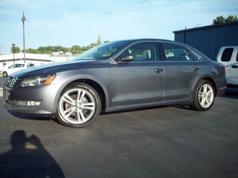 2012 Volkswagen Passat for sale at Whitney Motor CO in Merriam KS
