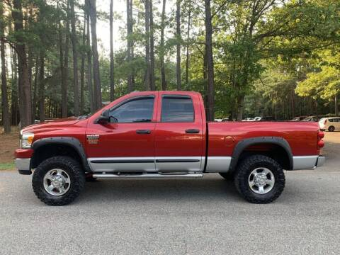 2007 Dodge Ram Pickup 2500 for sale at H&C Auto in Oilville VA