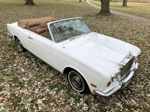 1971 Rolls-Royce Corniche for sale at Park Ward Motors Museum - Park Ward Motors in Crystal Lake IL