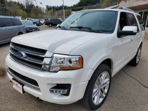 2015 Ford Expedition for sale at Extreme Auto Sales LLC. in Wautoma WI