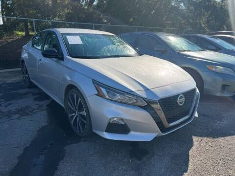 2019 Nissan Altima for sale at Allen Turner Hyundai in Pensacola FL
