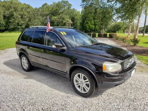 2011 Volvo XC90 for sale at Darwin Harris Automotive in Fairhope AL