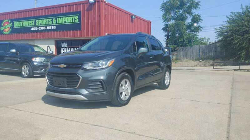 2017 Chevrolet Trax for sale at Southwest Sports & Imports in Oklahoma City OK