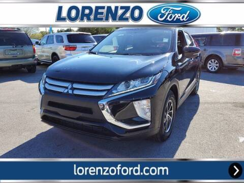 2020 Mitsubishi Eclipse Cross for sale at Lorenzo Ford in Homestead FL