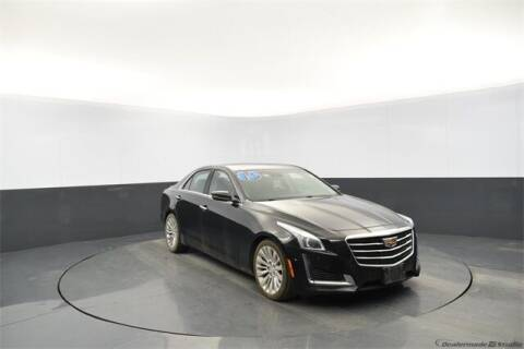 2015 Cadillac CTS for sale at Tim Short Auto Mall in Corbin KY
