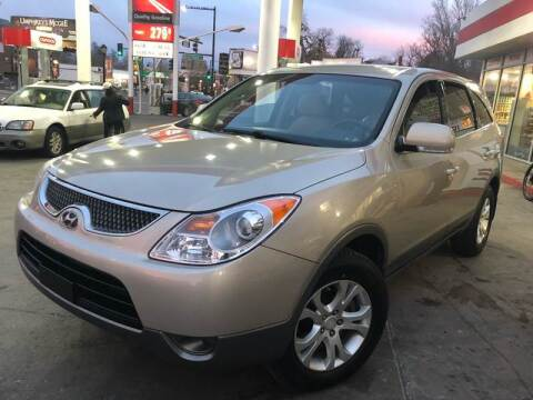 2008 Hyundai Veracruz for sale at Capitol Hill Auto Sales LLC in Denver CO
