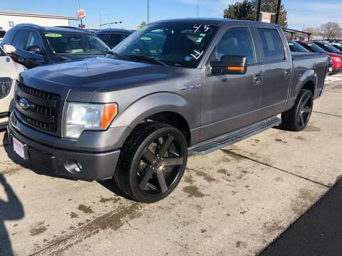 2014 Ford F-150 for sale at De Anda Auto Sales in South Sioux City NE
