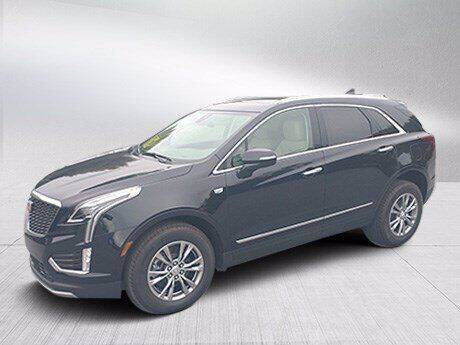2022 Cadillac XT5 for sale at Fitzgerald Cadillac & Chevrolet in Frederick MD