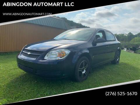 2008 Chevrolet Cobalt for sale at ABINGDON AUTOMART LLC in Abingdon VA