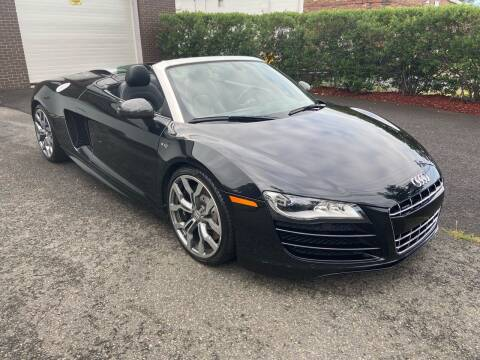 2011 Audi R8 for sale at International Motor Group LLC in Hasbrouck Heights NJ