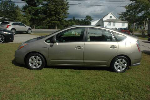 2009 Toyota Prius for sale at Bruce H Richardson Auto Sales in Windham NH
