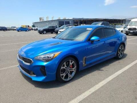 2018 Kia Stinger for sale at Florida Fine Cars - West Palm Beach in West Palm Beach FL