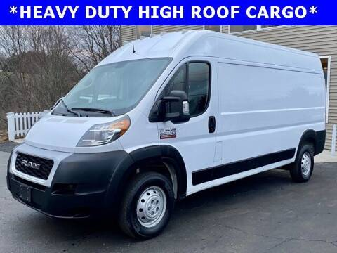 2019 RAM ProMaster Cargo for sale at Ron's Automotive in Manchester MD