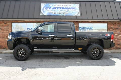 2013 GMC Sierra 3500HD for sale at Platinum Auto World in Fredericksburg VA