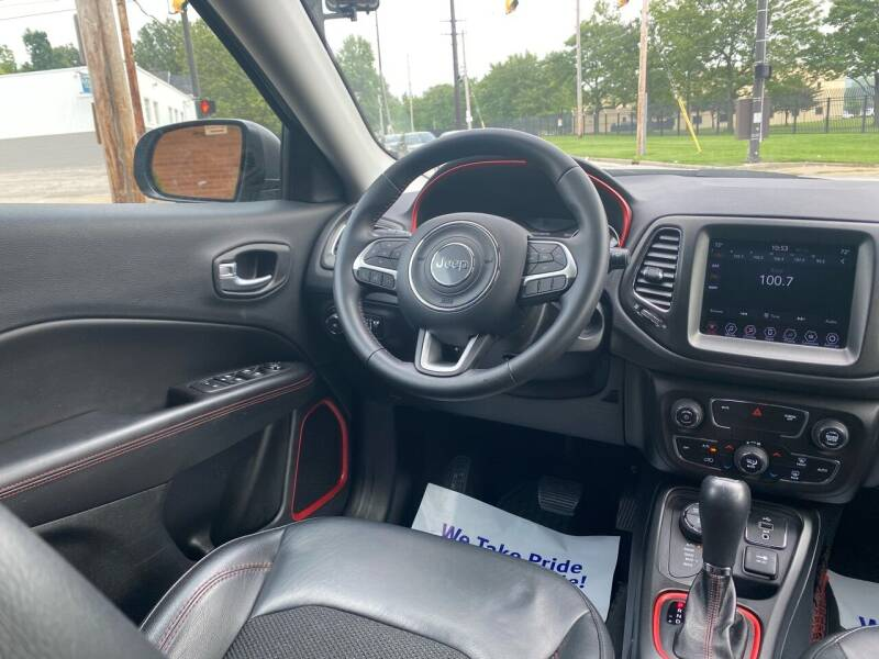 2020 Jeep Compass 4x4 Trailhawk 4dr SUV - Cleveland OH