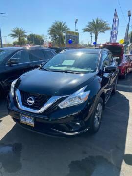 2017 Nissan Murano for sale at LA PLAYITA AUTO SALES INC - 3271 E. Firestone Blvd Lot in South Gate CA