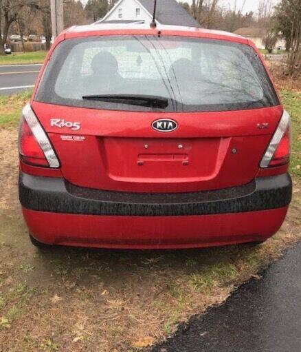 2008 Kia Rio for sale at GDT AUTOMOTIVE LLC in Hopewell NY