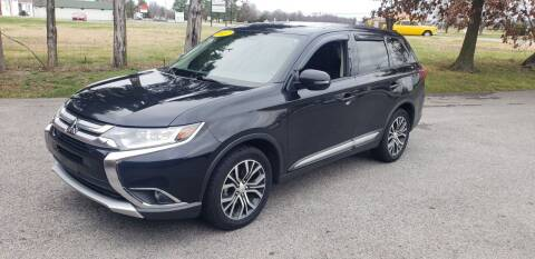 2017 Mitsubishi Outlander for sale at Elite Auto Sales in Herrin IL