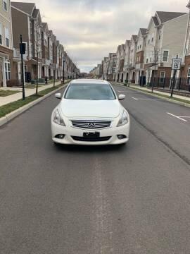 2012 Infiniti G37 Sedan for sale at Pak1 Trading LLC in South Hackensack NJ