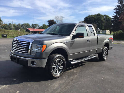 2011 Ford F-150 for sale at AFFORDABLE AUTO SVC & SALES in Bath NY