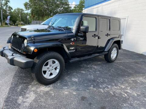 2007 Jeep Wrangler Unlimited for sale at INTERSTATE AUTO SALES in Pensacola FL