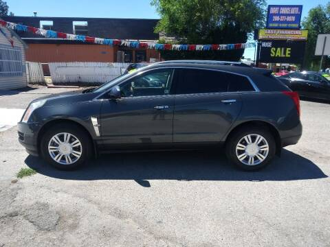2011 Cadillac SRX for sale at Right Choice Auto in Boise ID