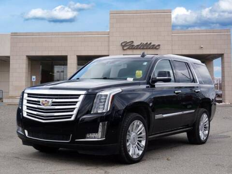 2019 Cadillac Escalade for sale at Suburban Chevrolet of Ann Arbor in Ann Arbor MI