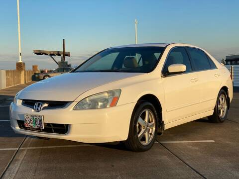 2005 Honda Accord for sale at Rave Auto Sales in Corvallis OR