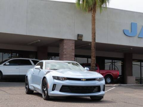2017 Chevrolet Camaro for sale at Jay Auto Sales in Tucson AZ