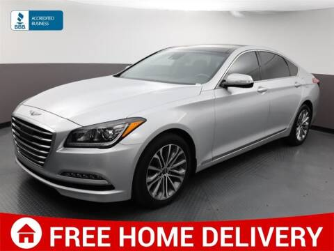2017 Genesis G80 for sale at Florida Fine Cars - West Palm Beach in West Palm Beach FL