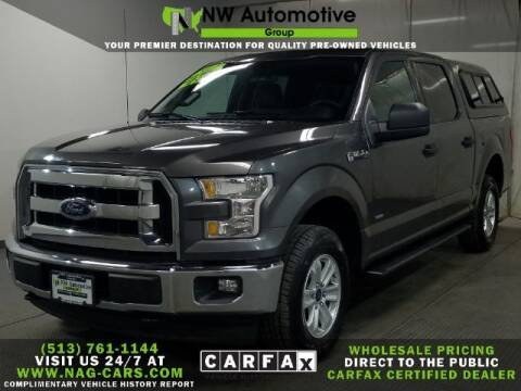 2017 Ford F-150 for sale at NW Automotive Group in Cincinnati OH
