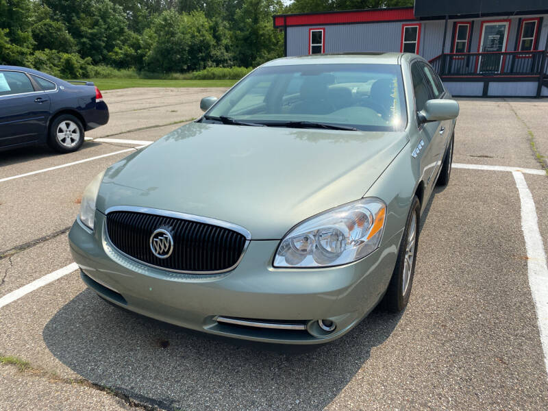 2006 Buick Lucerne for sale at Southern Auto Sales in Clinton MI