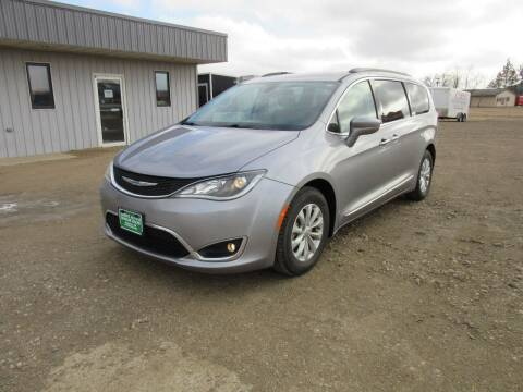 2017 Chrysler Pacifica for sale at Nore's Auto & Trailer Sales - Vehicles in Kenmare ND