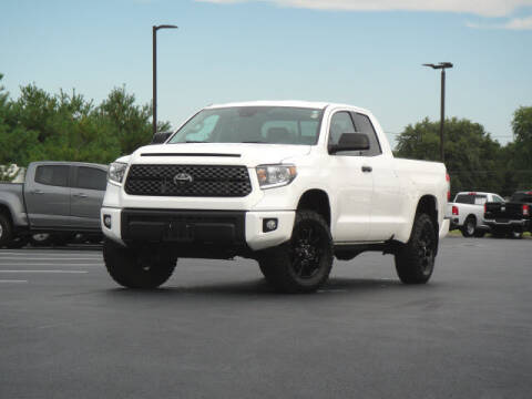 2020 Toyota Tundra for sale at Jack Schmitt Chevrolet Wood River in Wood River IL