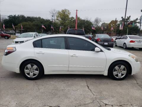 2008 Nissan Altima for sale at Infinite Autos in Houston TX