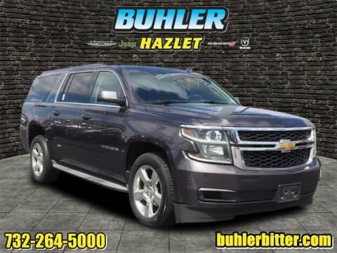 2015 Chevrolet Suburban for sale at Buhler and Bitter Chrysler Jeep in Hazlet NJ