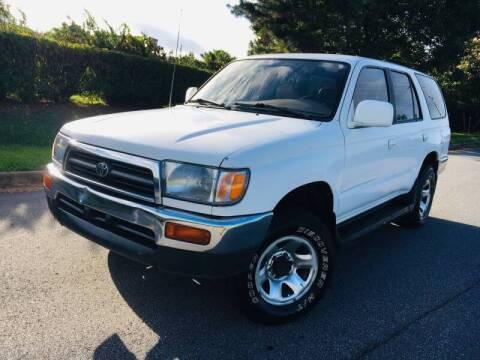 1996 Toyota 4Runner for sale at Atlanta United Motors in Buford GA