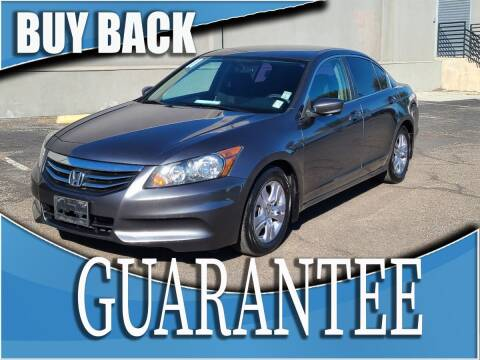 2011 Honda Accord for sale at Reliable Auto Sales in Las Vegas NV