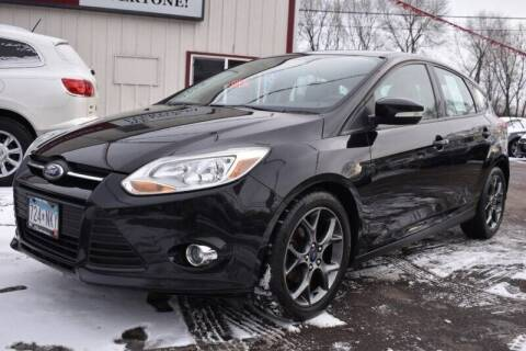 2013 Ford Focus for sale at Dealswithwheels in Inver Grove Heights MN