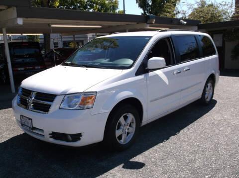 2010 Dodge Grand Caravan for sale at Eastside Motor Company in Kirkland WA