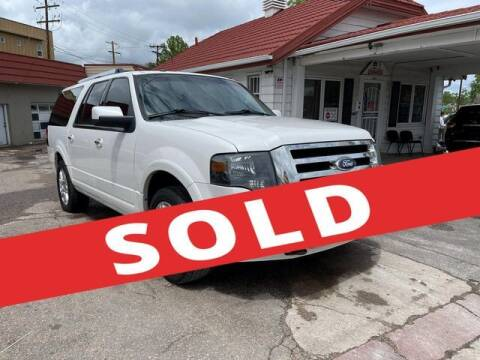2012 Ford Expedition EL for sale at AE Of Miami in Miami FL