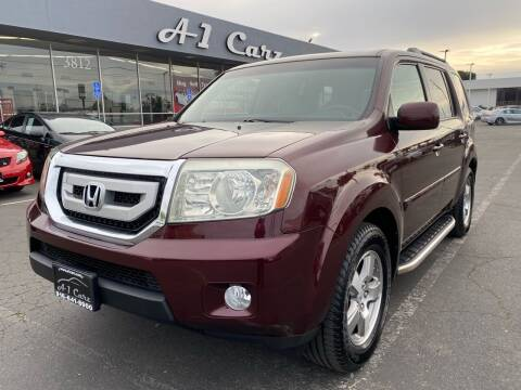 2009 Honda Pilot for sale at A1 Carz, Inc in Sacramento CA